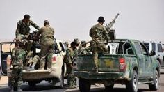 """Hundreds of ISIS fighters had just been chased out of a northern Syrian city and were fleeing through the desert in long convoys, presenting an easy target to U.S. A-10 """"warthogs."""""""
