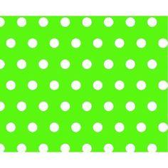 Sheetworld Polka Dots Crib Sheets Color:
