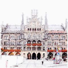 Postcard #102  Oktoberfest 2015 / Munich Germany.  #Germany #Германия #germanytourism #munich #bavaria #bayern #munchen #мюнхен #бавария #wiesn2015 #oktoberfest2015 #münchen #октоберфест #октоберфест2015 #Oktoberfest #münchen #beautifuldestinations #visualwanderlust #инстаграмнедели #такяснимаю #arts_help #art_spotlight #artistsmuseum  #proartists #peoplescreatives #bleachmyfilm #huntgram #этюд #color #arch_more by aquarelium
