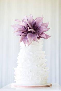 Edible Art Cakes of Capetown; Wonderful Wedding Cakes by Edible Art Cakes of Capetown - Catherine Mac Photography