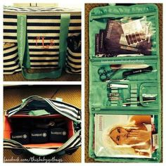Fantastic Thirty-One bag for Jamberry!  http://www.mythirtyone.com/shop/catalog.aspx?eventId=E4626724&from=DIRECTLINK
