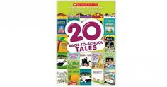 20 Scholastic Back To School Tales On DVD For $4.99 @ Amazon.ca http://www.lavahotdeals.com/ca/cheap/20-scholastic-school-tales-dvd-4-99-amazon/106685
