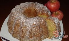 Czech Desserts, Toffee Bars, Sweet Cooking, Bunt Cakes, Good Food, Yummy Food, Czech Recipes, Sweet Bakery, No Bake Cake