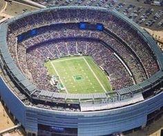 MetLife stadium in New Jersey last weekend during our 2014 International Convention.