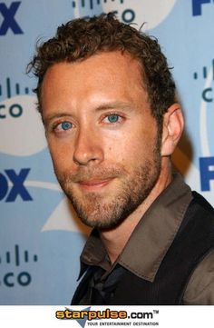 T.J. Thyne.... the only person I like with facial hair!