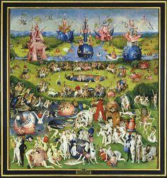 Tuin der Lusten (Jheronimus Bosch) | Bosch500