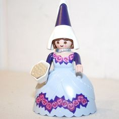 playmobil princesse bleu ciel play original