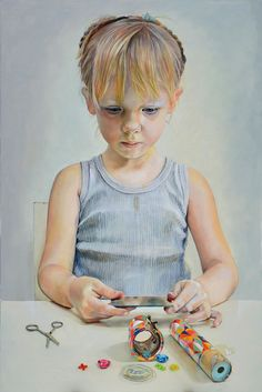 Maria Strzelecka | Oil paintings