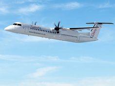 Bombardier Q400 en Afrique du Sud, ATR 72-500 au Canada