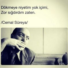 5 Best Poems in Memory of Cemal Süreya - SuatSaygin. Book Quotes, Words Quotes, Sayings, Best Poems, Good Sentences, Poems Beautiful, Lost In Translation, Poetry Books, Some Words