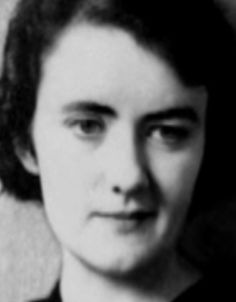 Jean Tatlock, M.D., Robert Oppenheimer's Communist love interest who committed suicide in 1944.