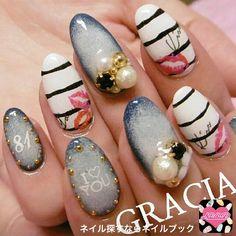 Chic Nail Art, Chic Nails, Mary Janes, Image Nails, Lily Collins, War Paint, Summer Nails, Nail Art Designs, Nailart