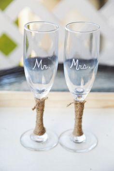 Rustic Wedding Reception   Rustic Wedding Reception toasting Chamgaigne Flutes (Item ID: 100358 ...