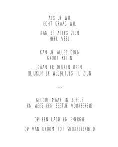 Jarig Gedicht