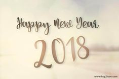 Happy New Year 2018 Background Images