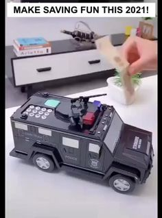 Bank Code, Handmade Crafts, Diy And Crafts, Hummer Cars, Gadgets, Money Bank, Cool Toys, Languages, Coding