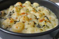 Sajtszószos gnocchi – tápláló és gyors vacsi ínyenc módra! Ez a sajtszósz tökéletes!