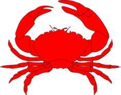 crab clip art crab clipart crab clip art clip art illustration of rh pinterest com crab clipart png crab clip art free
