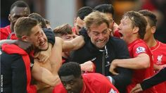 Jurgen Klopp: Liverpool manager signs six-year contract extension - BBC Sport