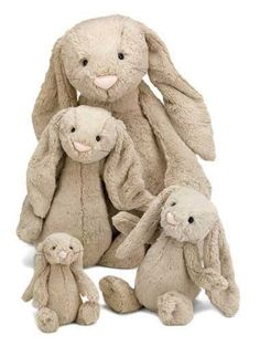 Our daughter loves the JellyCat London line of stuffed animals, going to add a new one to this years Easter Basket! ~cll
