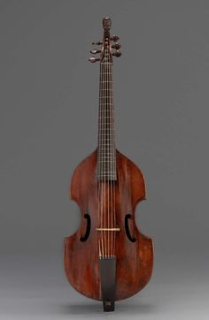 Tenor viola da gamba, about 1600 Attributed to Richard Blunt (English, active about 1590–1610 English) Museum of Fine Arts, Boston