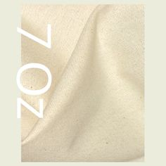 7 Oz Natural Canvas is a light weight unbleached canvas. This is an economic yet medium strong canvas duck with plain weave. Common Applications of 7 Oz Cotton Duck include: bags & bag liners, artist surfaces, slip covers, dyeing, and hobbyies & crafts