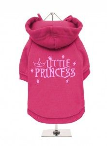 Goldie's New Hoodie for our little princess!!!