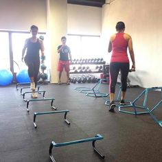 Everyday is playtime at Health Bar, Card Io, Fitness Studio, Cross Training, A Boutique, Playground, Gym Equipment, Exercise, Yoga