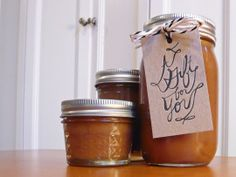 A Homemade Gift Even I Can Make: Gingerbread Caramel Sauce | The Kitchn