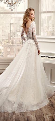 bellethemagazine:  Nicole Spose 2016 Bridal Collection