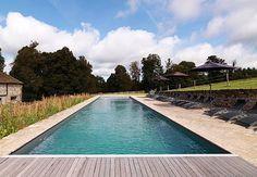 Piscine en membrane armée Delifol #piscine #delifol