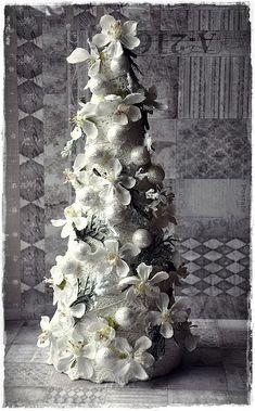 NapadyNavody.sk | Vianočný stromček v štýle vintage (Návod)