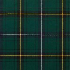 Henderson  Modern Lightweight Tartan by the meter – Tartan Shop