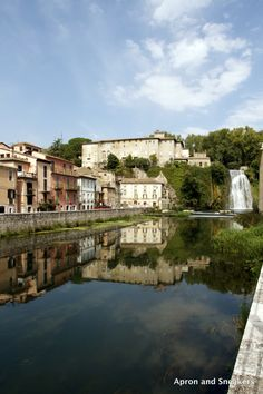Isola del Liri, Italy | Apron and Sneakers