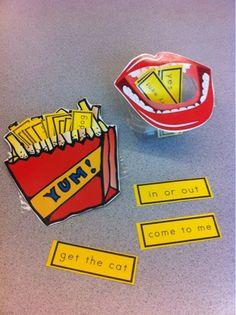 Teach Love Laugh: Fry Phrases: awesome idea!