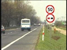 Znaki zakazu - Przygotowanie do egzaminu na prawo jazdy (2/2) - YouTube