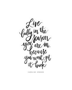 live fully<3