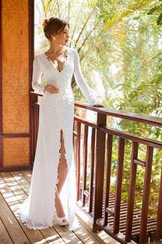 Julie Vino Spring 2014 Wedding Collection -