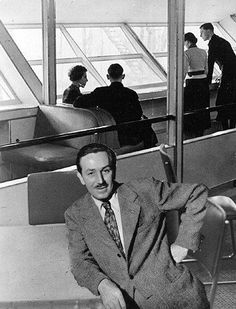 Walt Disney - he refused to let anyone stand in the way of his dreams. He endured many lows, but in the end emerged triumphant