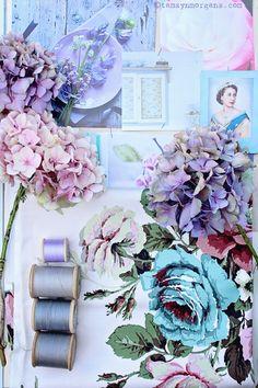 Mood boards: Lilac and mauve Moodboard by at{Tamsyn Morgans} Bedroom Color Schemes, Colour Schemes, Bedroom Colors, Color Patterns, Flea Market Displays, Design Seeds, Mauve Color, Color Stories, Mood Boards