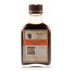 Bourbon Barrel Aged Worcestershire Sauce – Taste Trunk