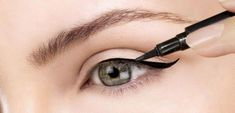 Check out our latest in-depth review for the best Hypoallergenic Eyeliner, along with tips, ratings, advice and how-to's. Must read before you buy. #MakeupGuide #BeautyTipsIdeas #EyelinerForBeginners Eyeliner Make-up, Eyeliner Hacks, Maybelline Eyeliner, Crayon Eyeliner, Pigment Eyeshadow, How To Apply Eyeliner, Eyeshadows, Eyeshadow Palette, Navy Eyeshadow