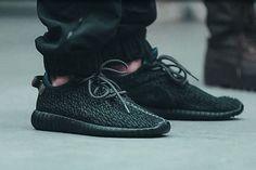 "adidas Yeezy 350 Boost Low – ""Black"", #adidas #adidasOriginals #Black #sneaker…"