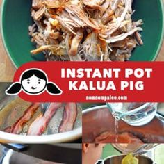 Grab your pressure cooker to make Hawaiian-inspired Paleo Instant Pot Kalua Pig in just a couple of hours! Now you can make smoky, fork-tender on a weeknight in a fraction of the usual cooking time! Stovetop Pressure Cooker, Instant Pot Pressure Cooker, Pressure Cooker Recipes, Pressure Cooking, Slow Cooker, Nom Nom Paleo, Kalua Pork, Pots, Cooking Time