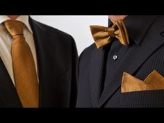 Turn a Neck Tie to a Bow Tie (EASY and AUTHENTIC-looking) with Jimmy Lard - The Sock Snob - YouTube