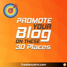 Have you been looking for the best-proven places where you can promote your blog posts? Do you have concerns which places are good to promote your blog posts and which one are not? Are you tired of pr