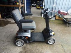 Kymco Super 8 8MPH Mobility Scooter