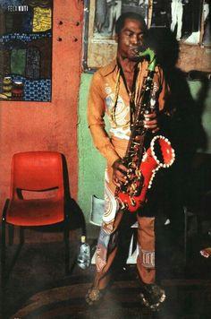 Mr. Shakara ! Cela Anikulapo Kuti, afrobeat