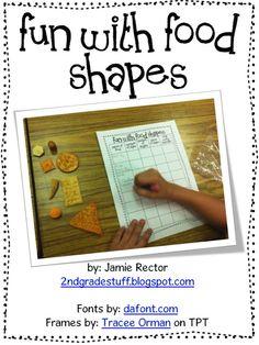 food shapes