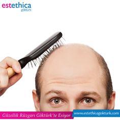 """""""Kökü bende uzar"""" demeyin! Estethica Göktürk'te Saç dökülmelerini durduran serumla  , dermapen yardımıyla saç köklerinizi besliyoruz."""